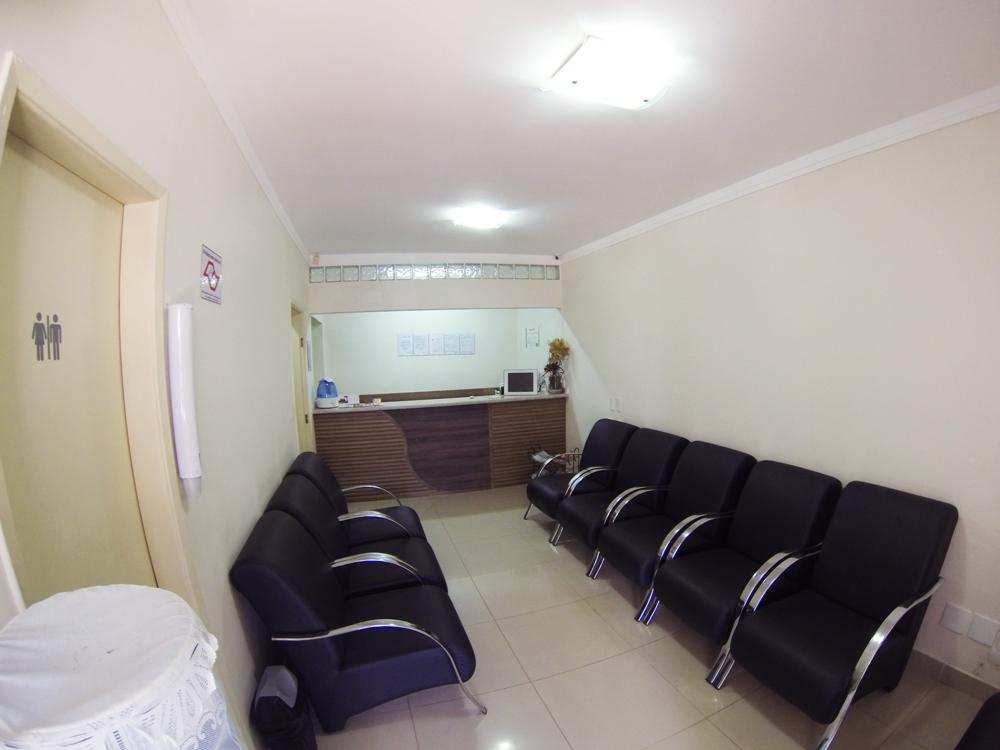 Sala de Espera Clinica